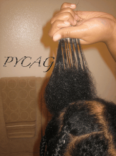 taking care of relaxed hair in college