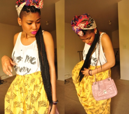 How Fly is this chick!